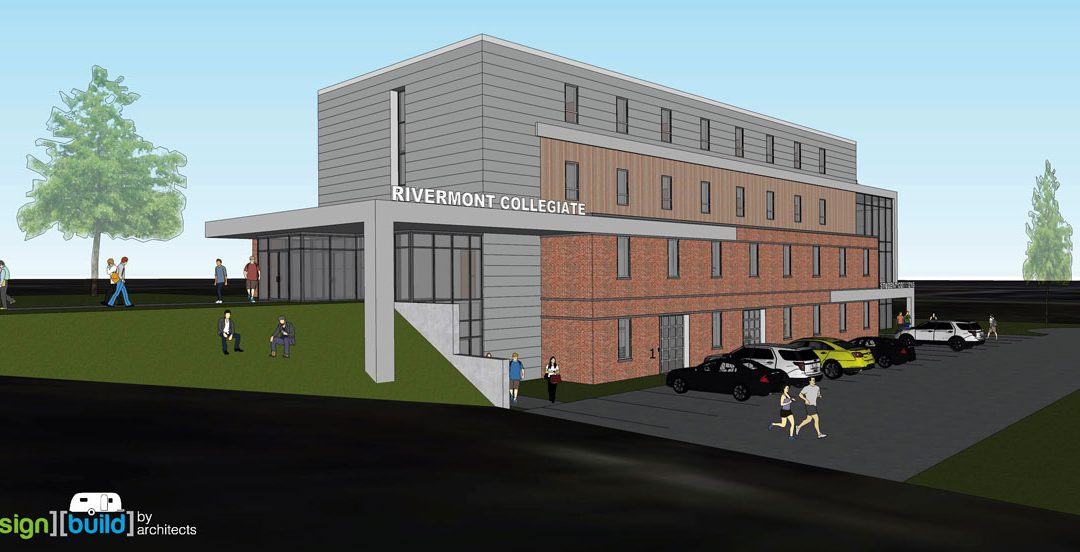 Rivermont Collegiate Moving Forward with STEAM Center