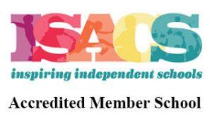 Image of ISACS logo