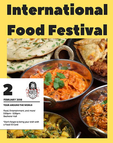 international food fest image