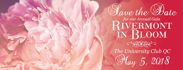 rivermont in bloom save the date image