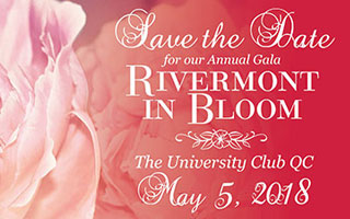 rivermont in bloom flower graphic