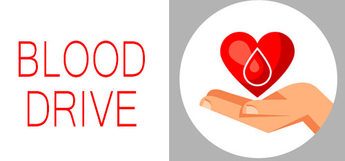 blood drive banner image