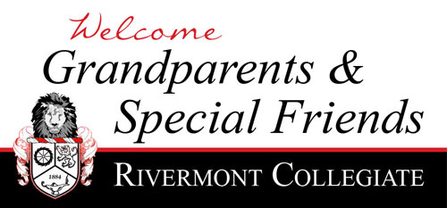 grandparents and special friends day banner image