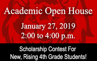 Academic Open House Link Image