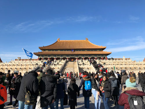 Forbidden City Taihe Palace Photo
