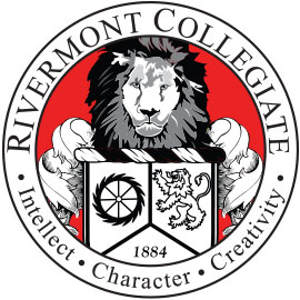 Rivermont Collegiate logo