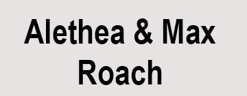 Aletha & Max Roach