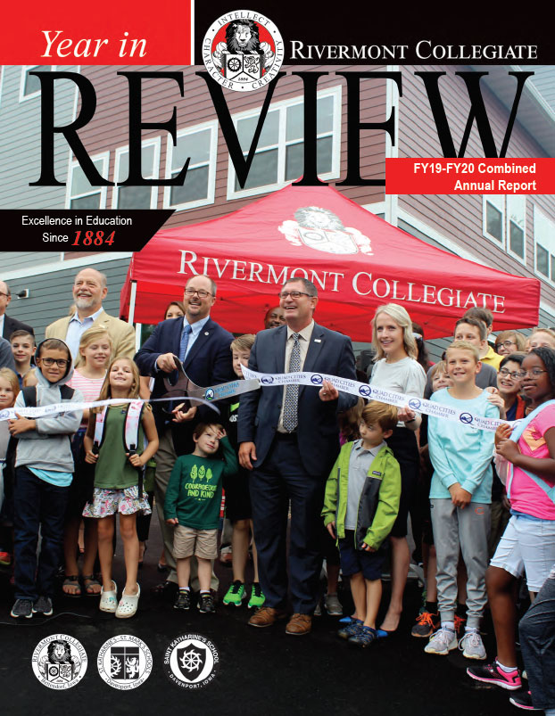 annuar report cover image