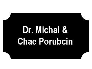 Dr. Michal and Chae Porubcin