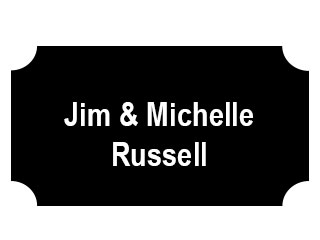 Jim and Michelle Russell