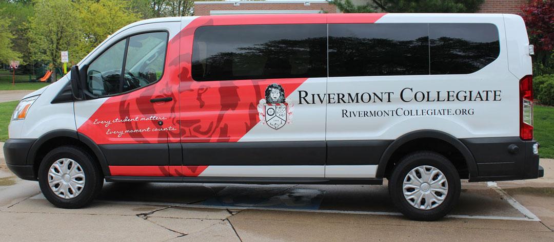 Rivermont Transit Van