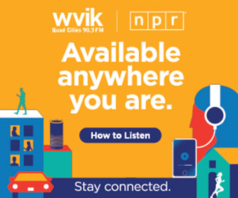 WVIK Available anywhere you are.